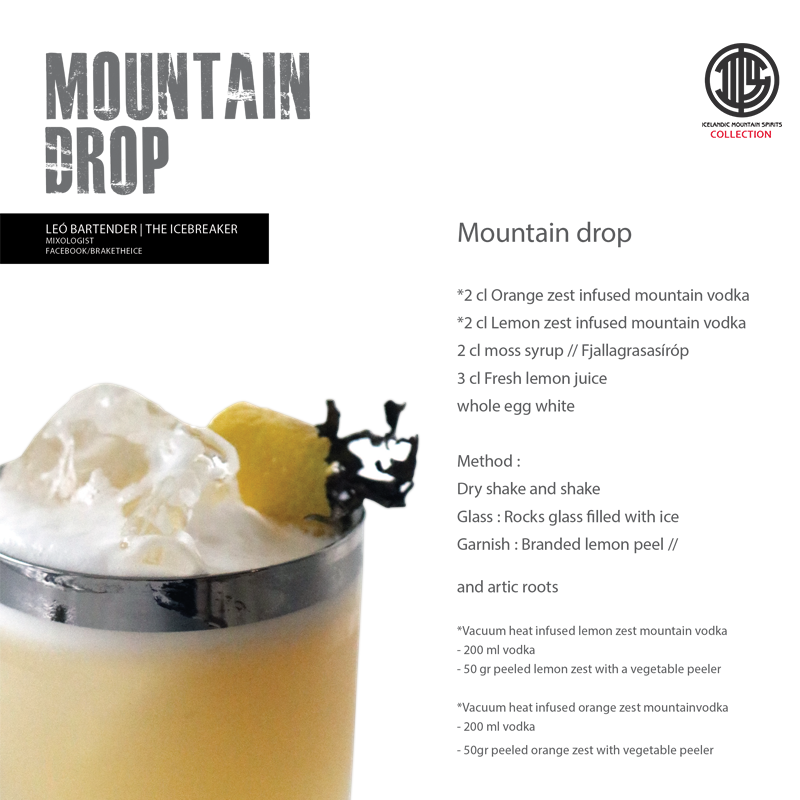 Mountain Drop